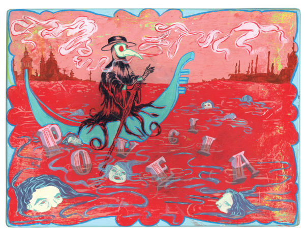 Illustration by Alex Beaton