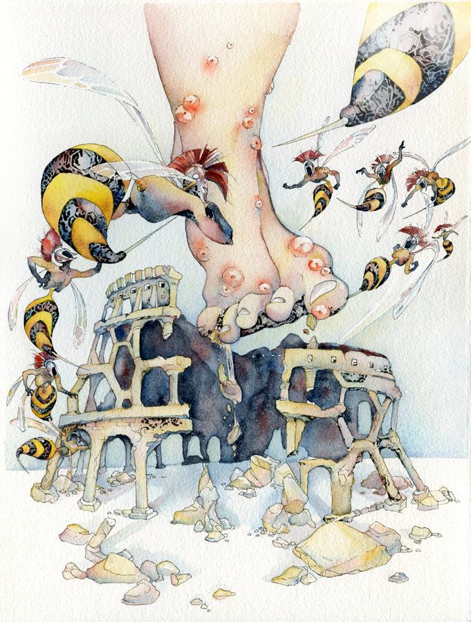 Illustration by Alexandra Bayliss