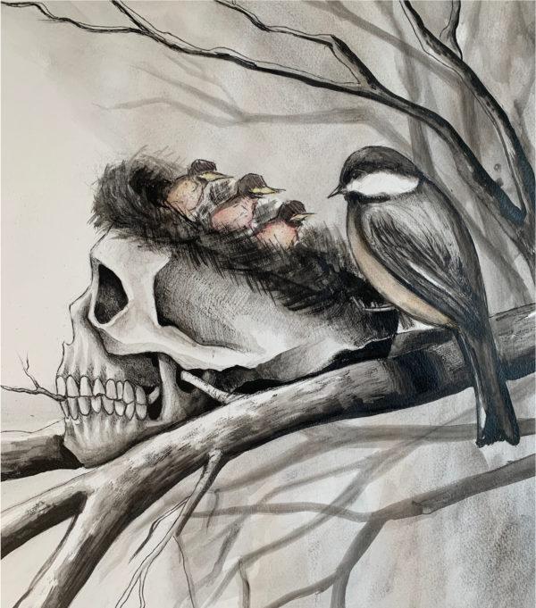 Illustration by Alicia Kastanis