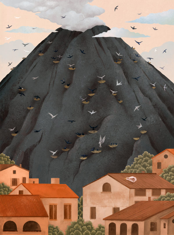 Illustration by Aliya Ghare
