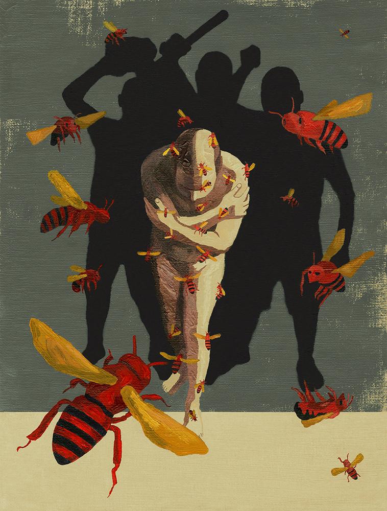 Illustration by Amir Kavehei