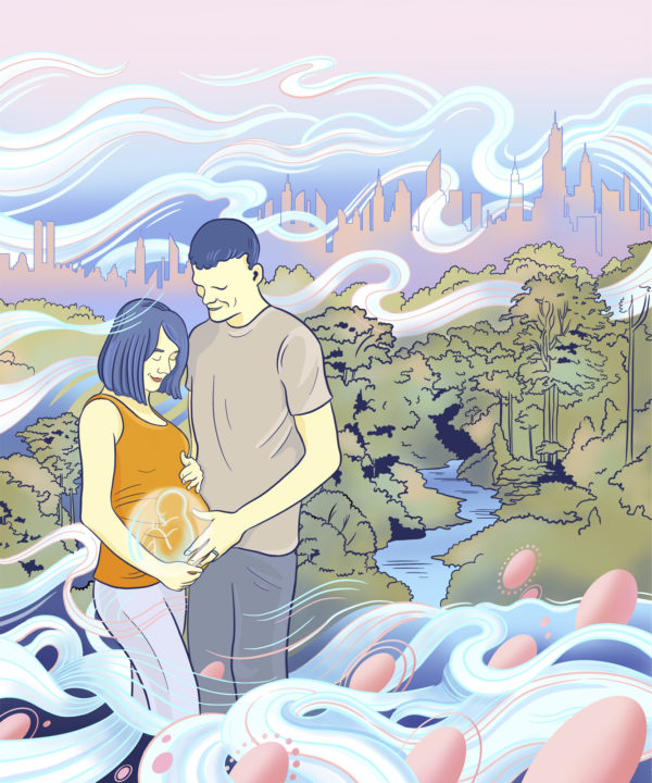 Illustration by Anastasia Tarkhanova