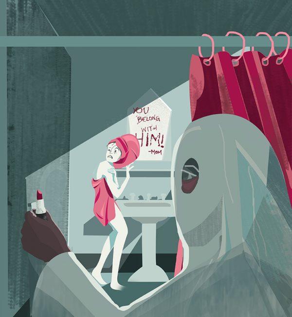 Illustration by Angelica Legaspi