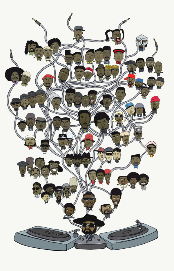 Illustration by Anthony Haley