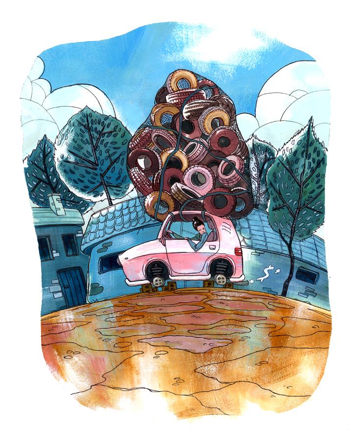 Illustration by Anton Kotelenets