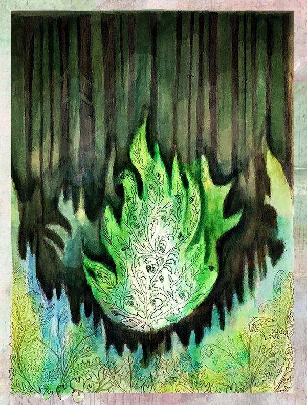 Illustration by Avery Bursey