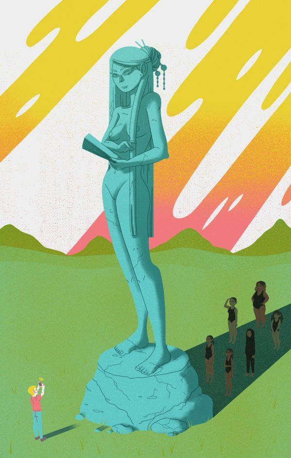 Illustration by Beige Blum