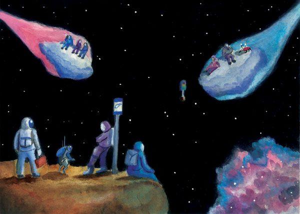 Illustration by Bill Gibbons
