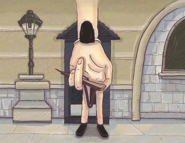 Illustration by Britney (Chun-Ru) Su
