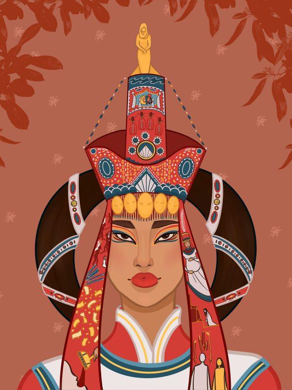 Illustration by Caroline Icardo