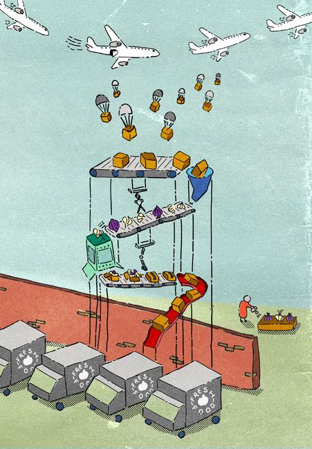 Illustration by Christopher McCluskey