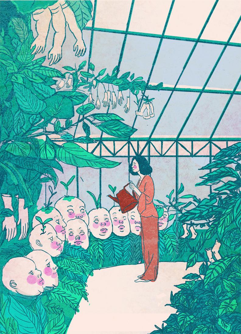 Illustration by Carmen Chan