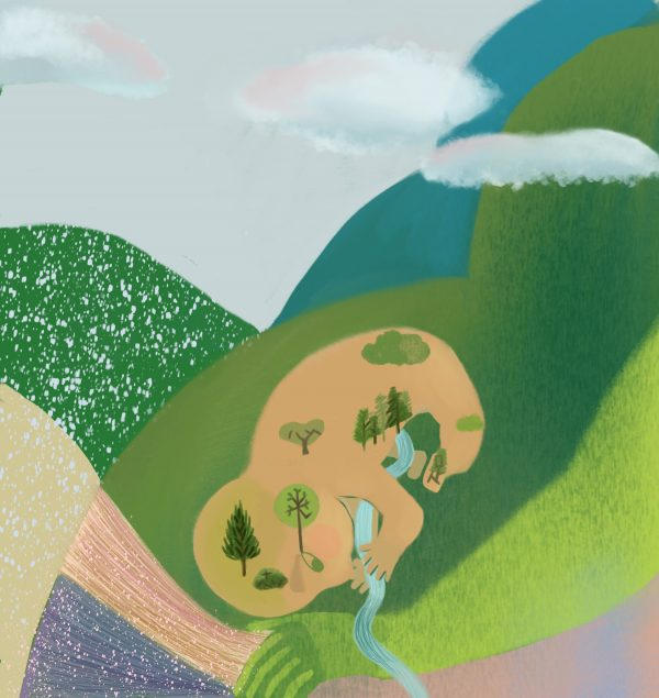 Illustration by Changyi MU