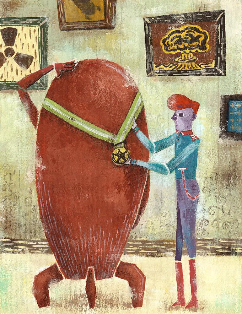 Illustration by Chi Kuan Christina Kong