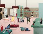 Illustration by Chrissie Yoo