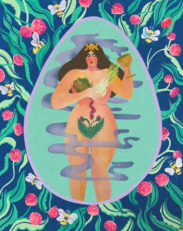 Illustration by Emily Dakin