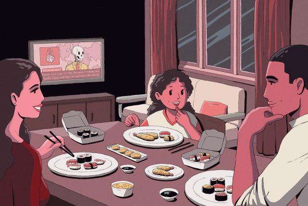 Illustration by Emma Roberts