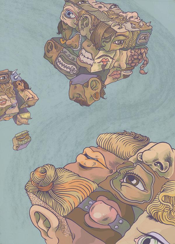 Illustration by Eric Kostiuk Williams