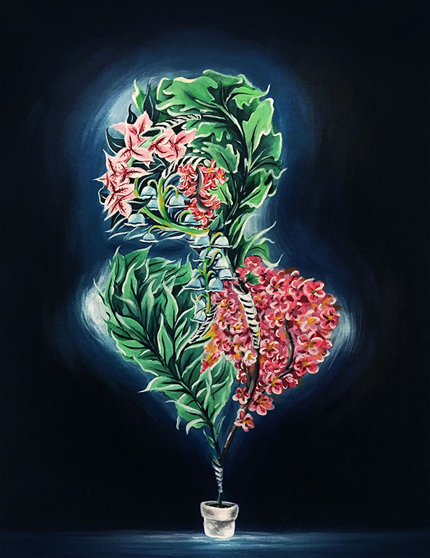 Illustration by Geraldine Svic