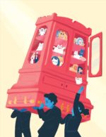 Illustration by Marisha Laine