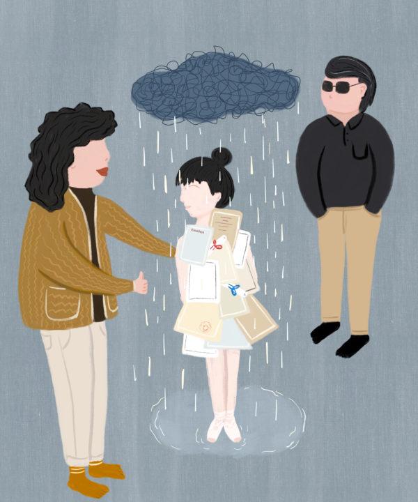 Illustration by Hanna Chen