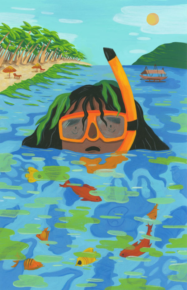 Illustration by Christine Chua