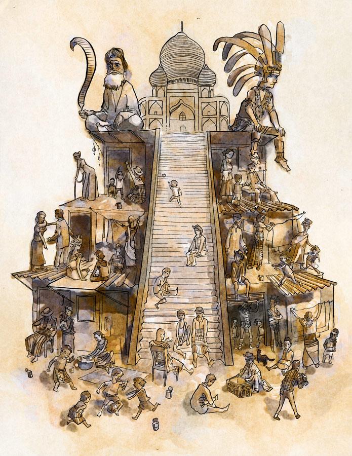 Illustration by Ian Mack