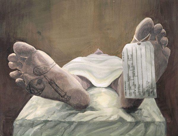 Illustration by Iana Kolesnikova