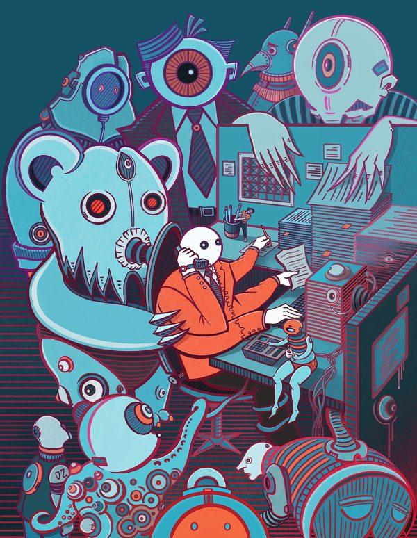 Illustration by Ivan Nikitin