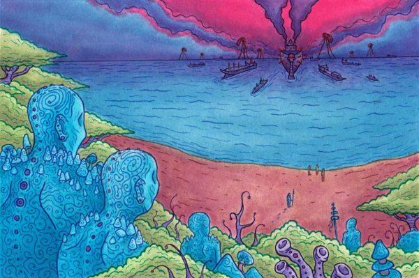 Illustration by Jake Odrowski