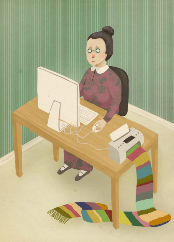 Illustration by Jennifer Ilett