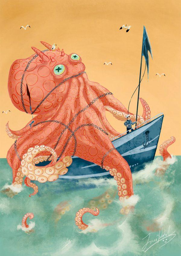 Illustration by Jennifer Liu