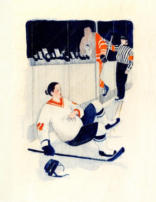 Illustration by Jennifer Phelan