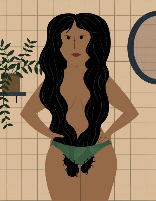 Illustration by Jenny Nguyen