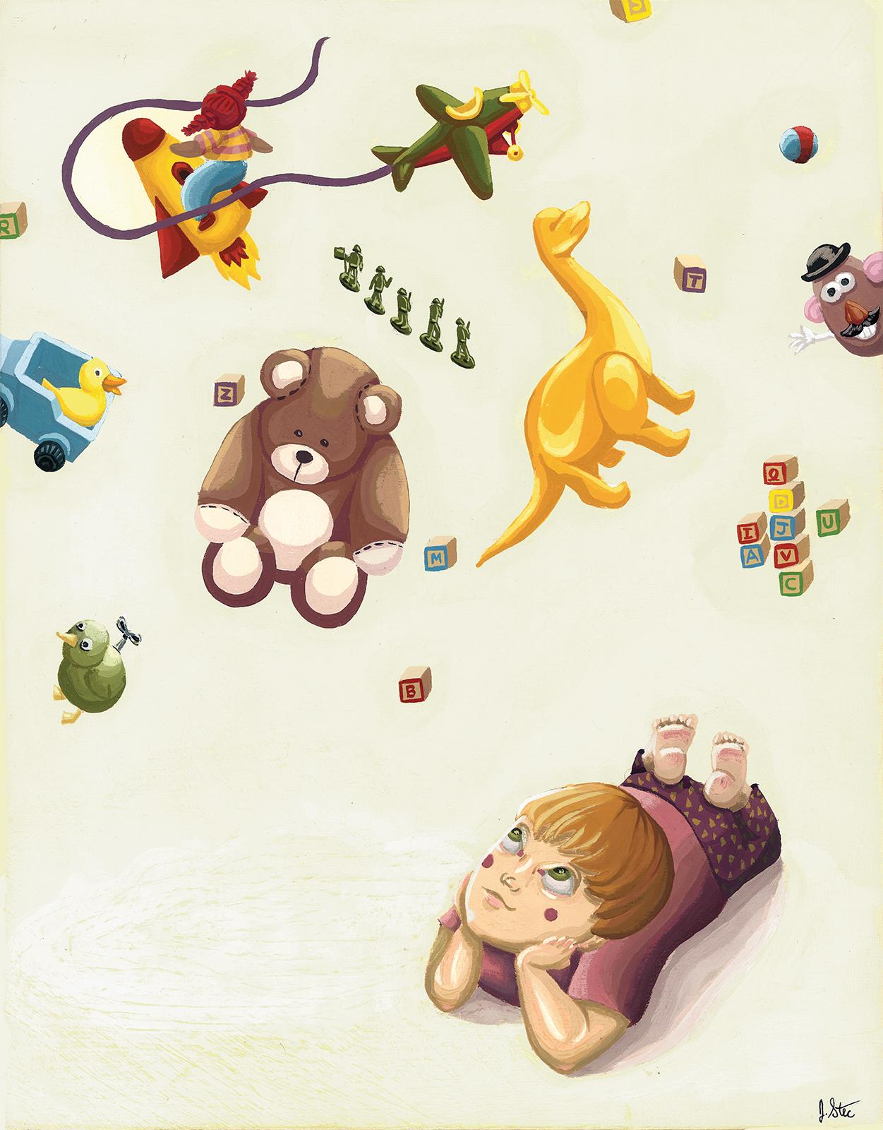 Illustration by Jessica Stec