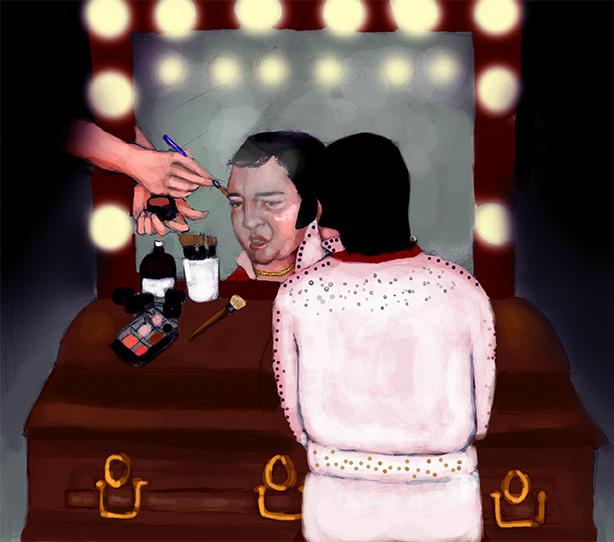 Illustration by Krystal Jones