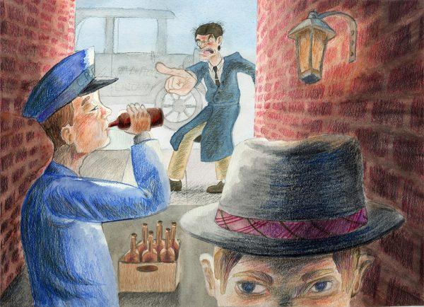 Illustration by Jordan Joseph