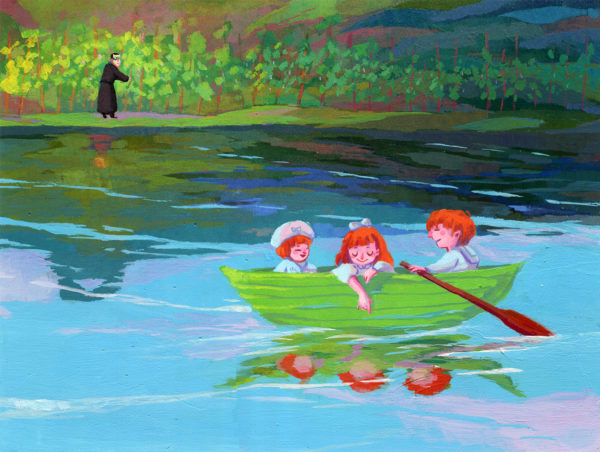 Illustration by Julia Tian Zhang