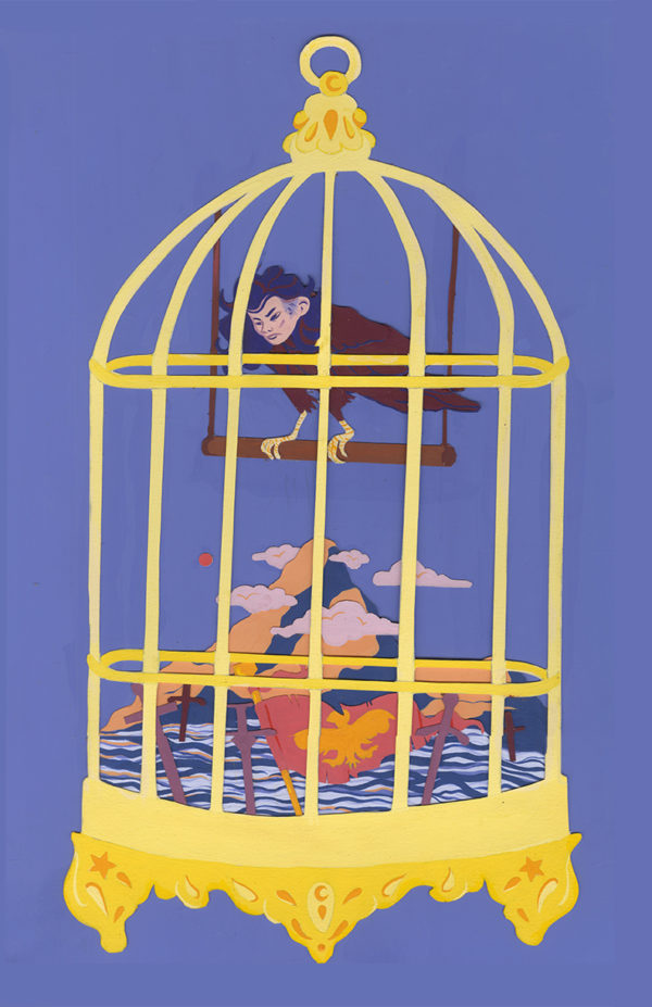 Illustration by Julia Troiani