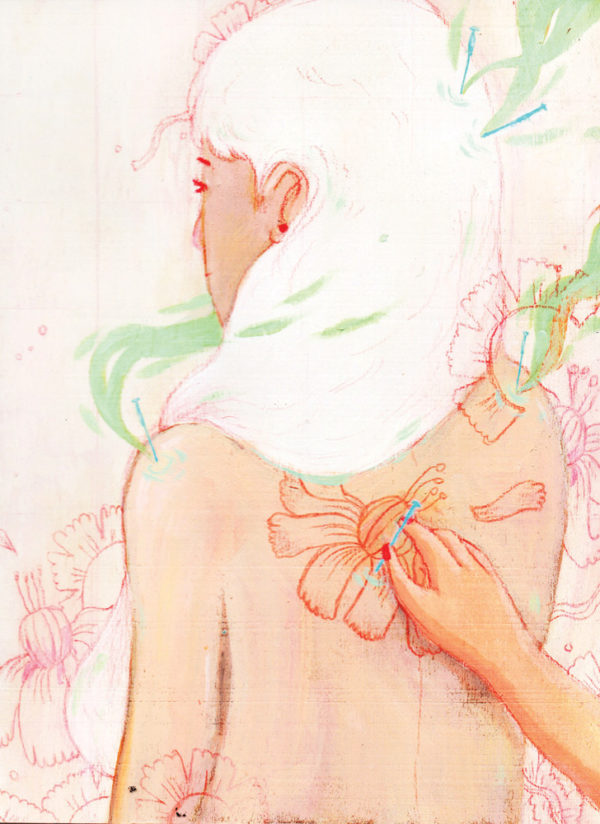 Illustration by Justine Wong
