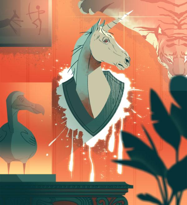 Illustration by Kevin Rojo