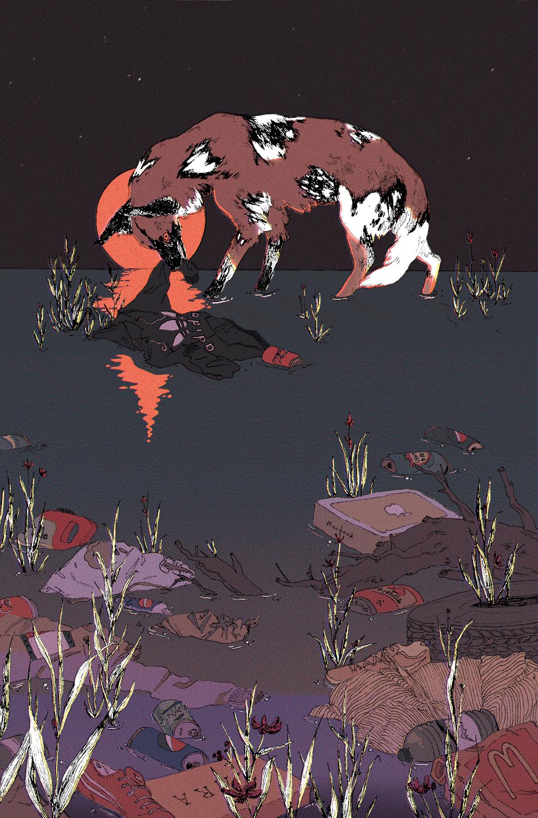 Illustration by Kima Lenaghan