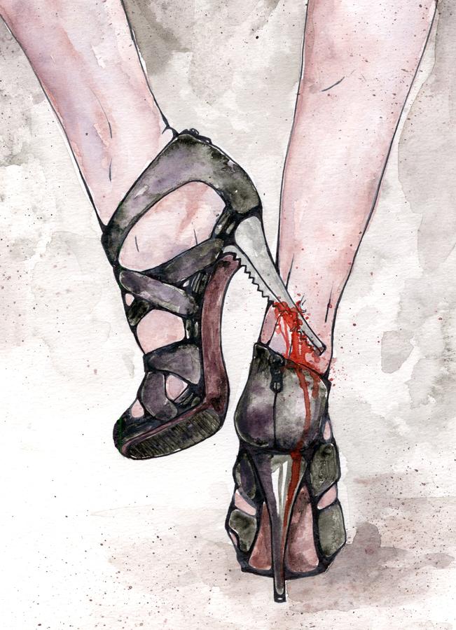 Illustration by Lavinia Ungureanu