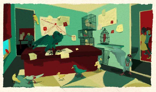 Illustration by Len Montes
