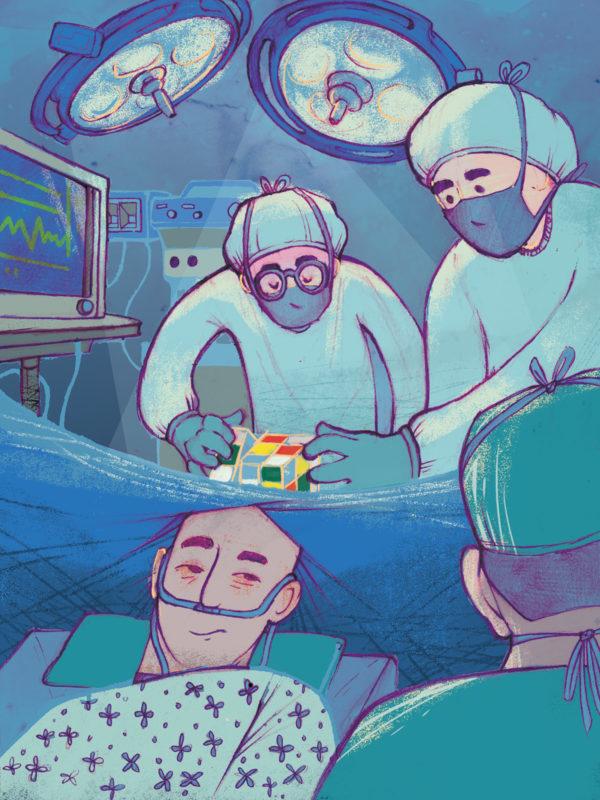 Illustration by Leslie Leung