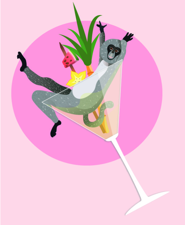 Illustration by Liat Shalom