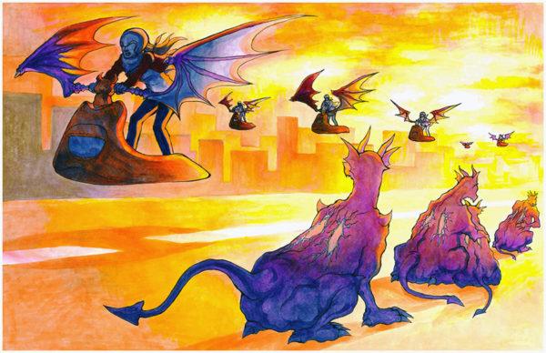 Illustration by Mindy Zhu