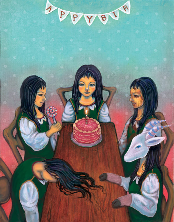 Illustration by Linda Ya