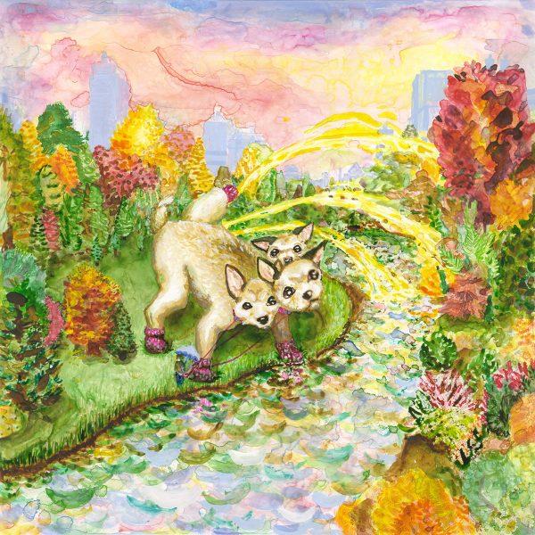 Illustration by Ling Bi