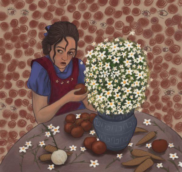 Illustration by Lisanne van der Oort